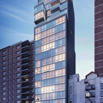 Apartments for sale at The Vitre in Manhattan