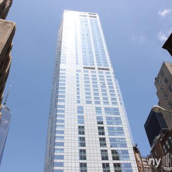 W New York Downtown - 123 Washington Street - 2010 Condo