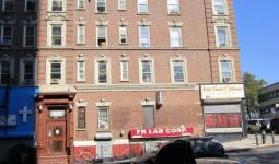 501 West 133rd Street Facade