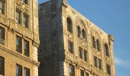 The Crillon Court Facade