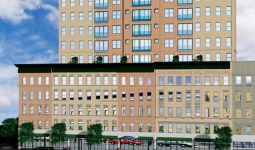 The Gateway Condominium C Facade