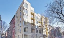 The St. Claire on Fifth Condominium Facade
