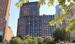 Tribeca Park 400 Chambers Street Facade