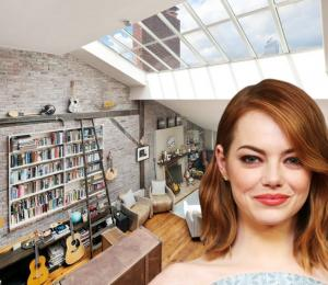 Emma Stone Via 6sqft