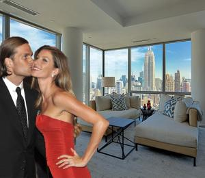 Gisele Bundchen and Tom Brady apartment at 23 East 22nd Street