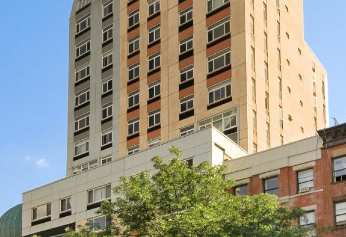 106 West 116th Street Modern Apartments