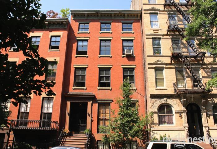 54 Carmine Street In Greenwich Village Luxury Buildings