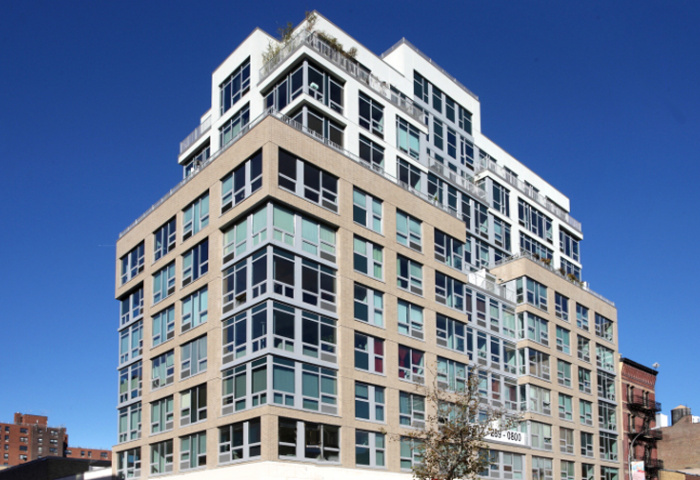 119th and Third New Development in Harlem