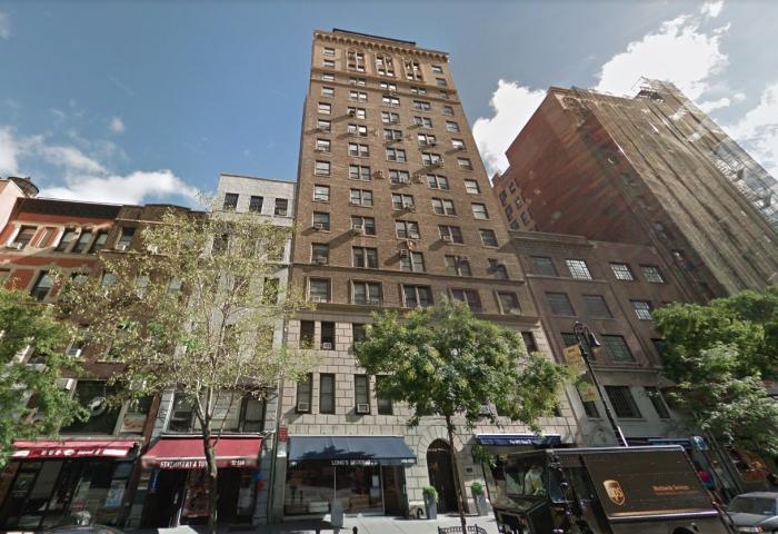 121 West 72nd Street Co-op