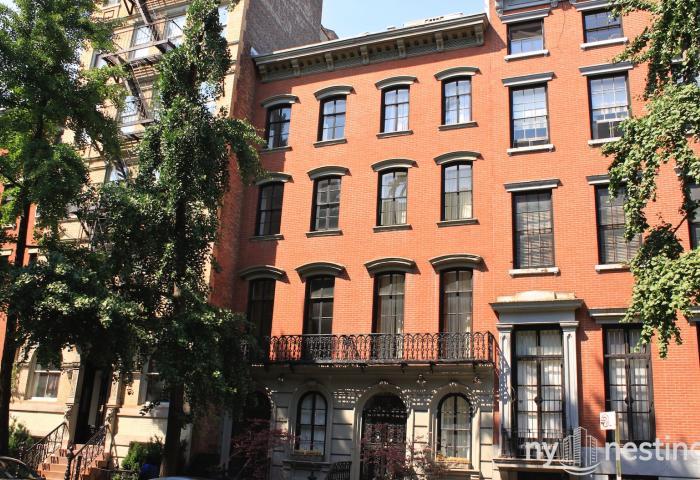 123 East 10th Street in Greenwich Village