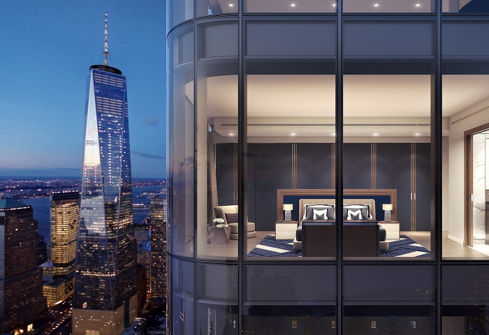125 Greenwich Street luxury condos
