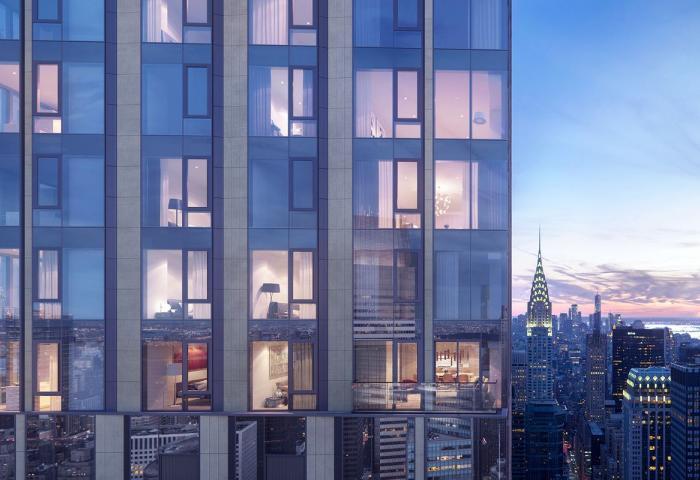 138 East 50th Street luxury condo