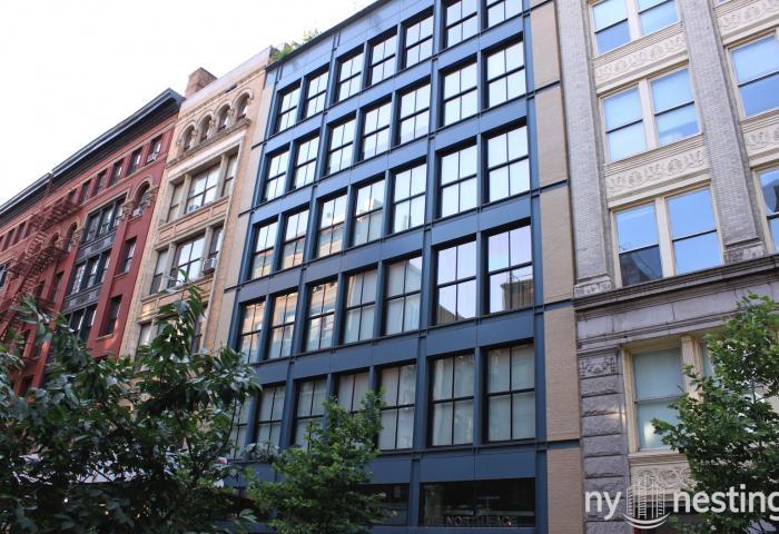 139 Wooster Street New Luxury Development