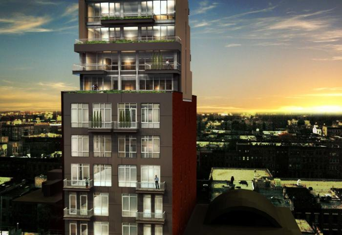 Loft 124 - 140 West 124th Street Residential Building
