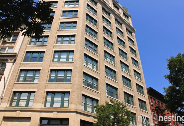 147 Waverly Place NYC Red-brick Condominium