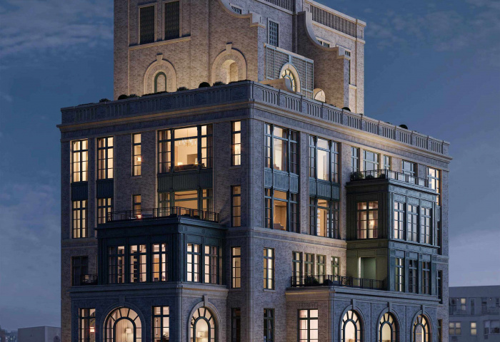 luxury condos at 150 East 78th Street