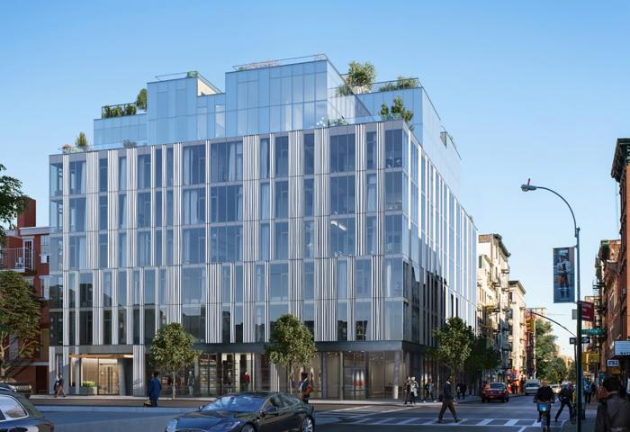 150 Rivington Street luxury condominium