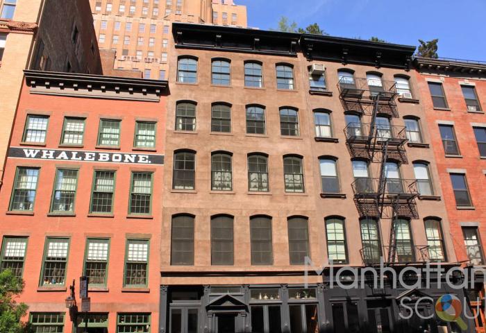 159 Duane Street Condominium in Manhattan