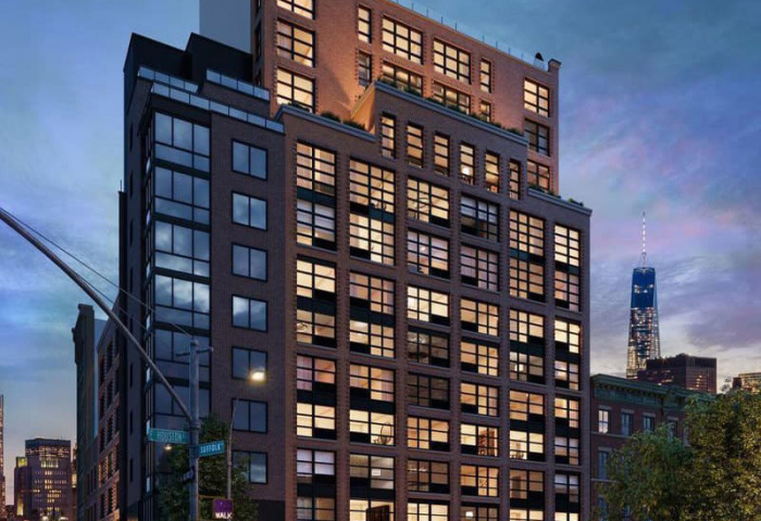 Luxury Rentals at 171 Suffolk Street