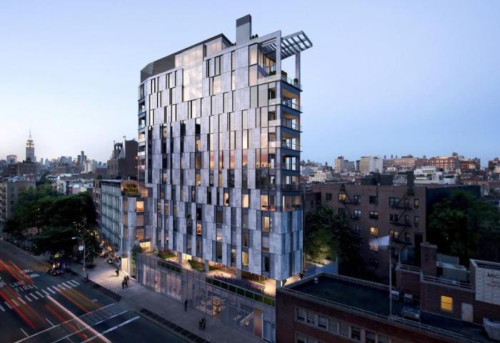 180 Sixth Avenue Modern Design