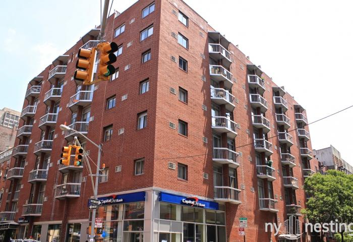 184 Thompson Street NYC