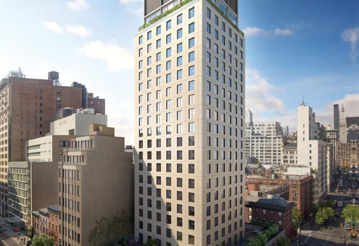 21 East 12th Street - building