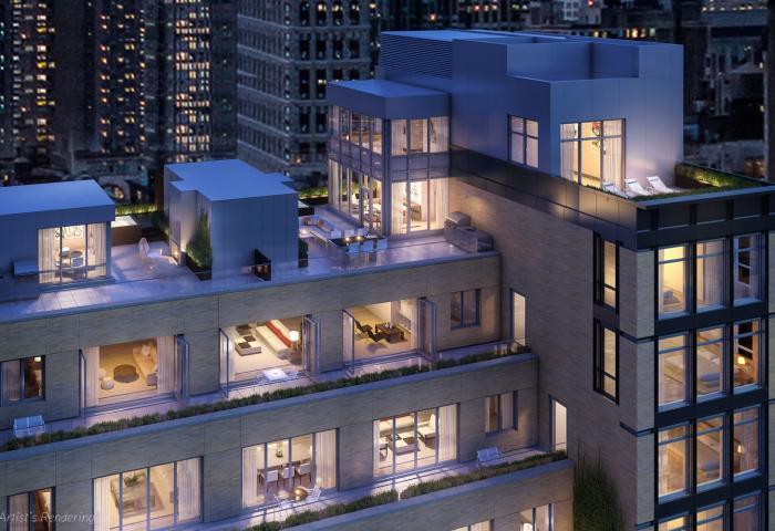 21 West 20th Street Luxury Residential Development