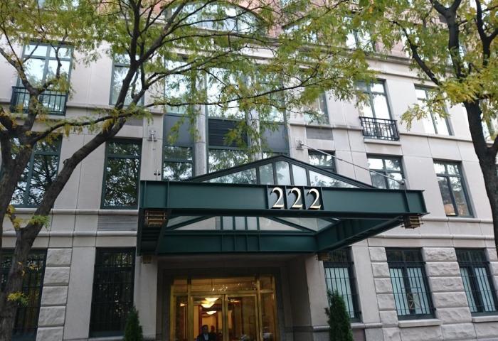 222 Riverside Drive Condominium