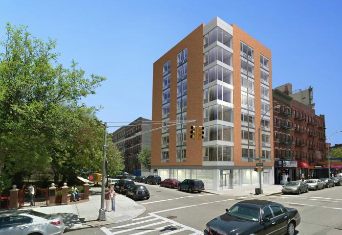 2270 Frederick Douglass Boulevard Luxury Rental in Harlem
