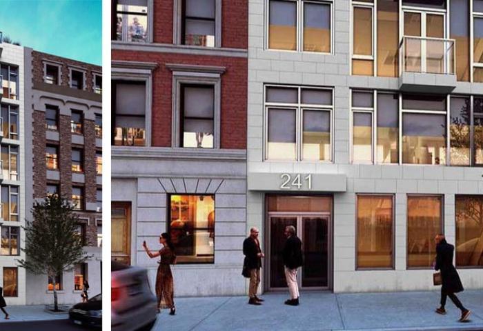 241 West 107th Street luxury condo