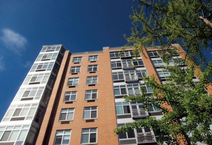 258 Saint Nicholas Avenue Glass-tower Architecture