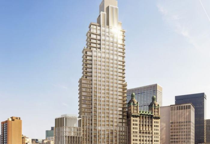 25 Park Row Condominiums
