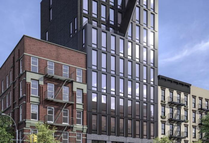 287 East Houston Street - condominium