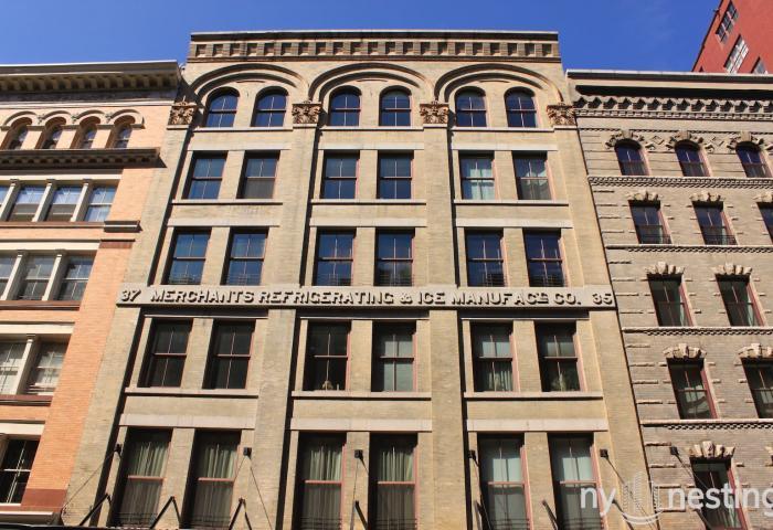 31-37 North Moore Street Condominium
