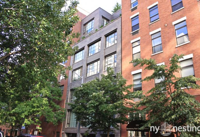 316 East 22nd Street  Loft-style Condominium