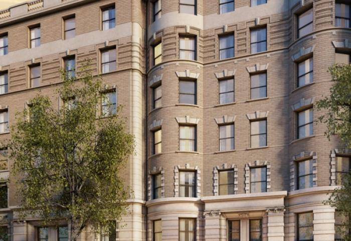 Apartments for sale at 350 West 71st Street in NYC
