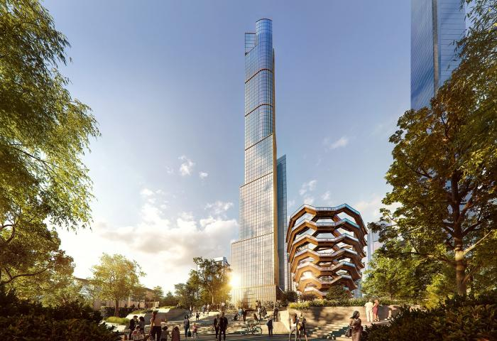 35 Hudson Yards luxury condo