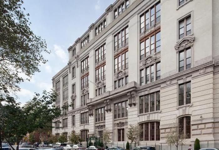 371 Madison Street - luxury pre war building