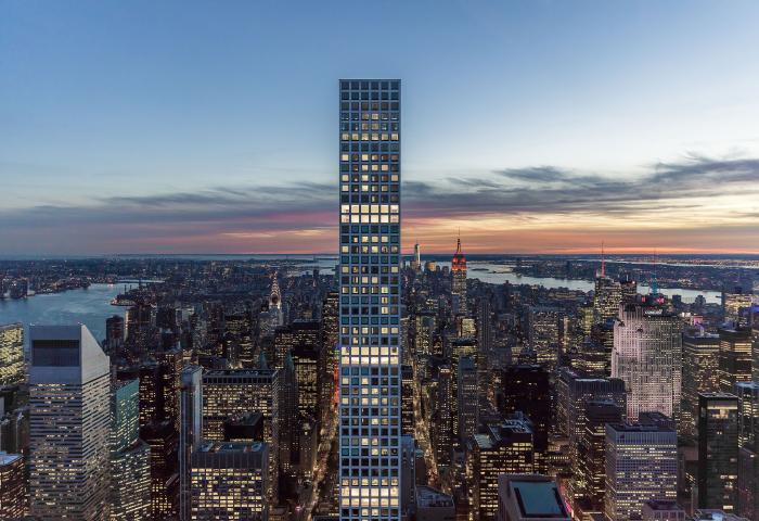 432 Park Avenue - tallest residential building