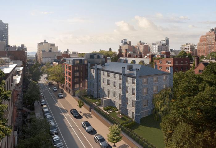 455 West 20th Street - luxury condominium