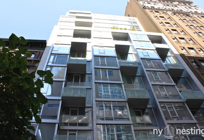 50 Franklin Street Designed by Ed Rawlings