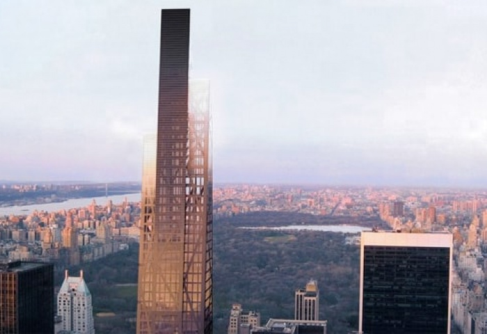 53 West 53rd Street Building central park views