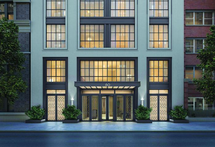 60 East 86th Street entrance