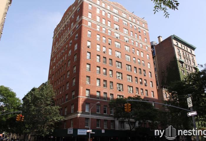 650 West End Avenue Condominium Building