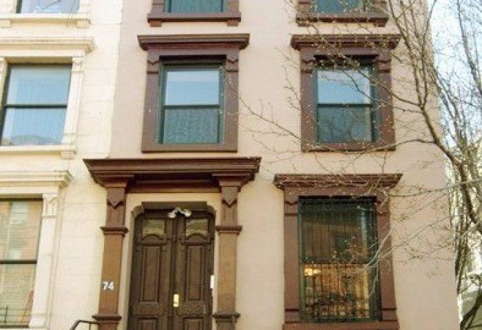 74 West 131st Street Full-floor Townhouses