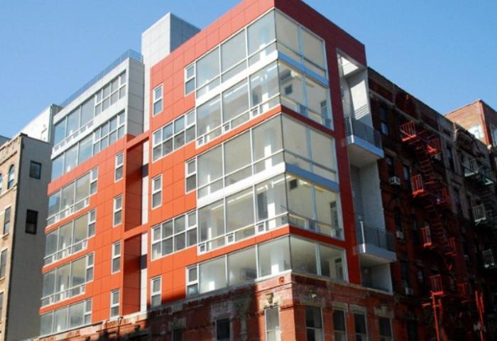 77 Ludlow Street in Lower East Side