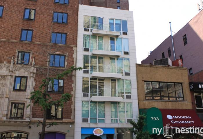 791 Broadway in Greenwich Village