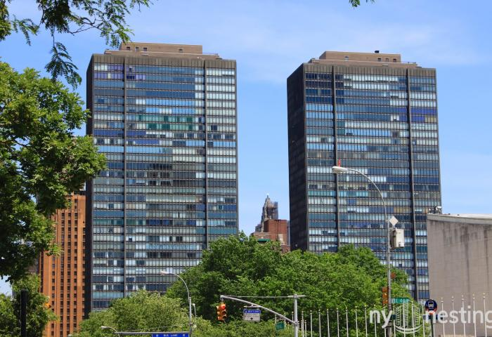 860 United Nations Plaza Luxury Towers