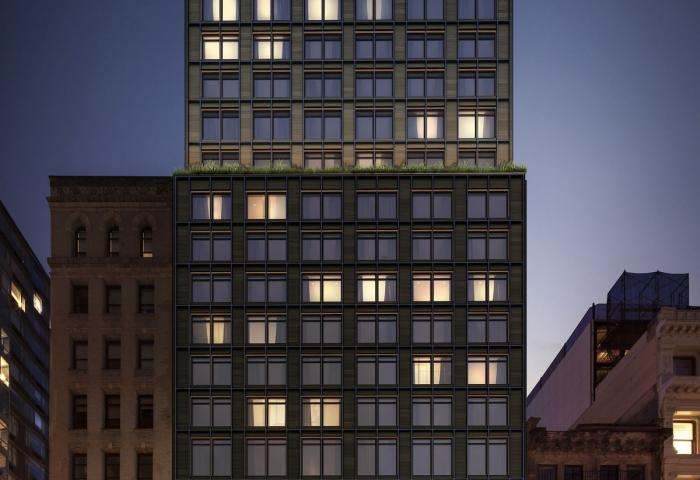 Apartments for sale at 91 Leonard Street in Manhattan
