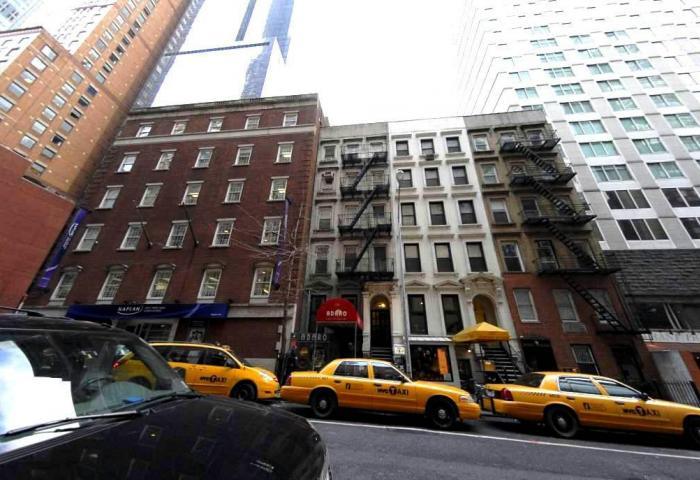 129 West 56th Street NYC